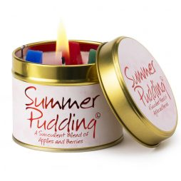 Lily-Flame Summer Pudding Scented Candle Tin 1sum