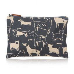 Shruti Designs Furry Friends Crazy Dog Lady Pouch 33365
