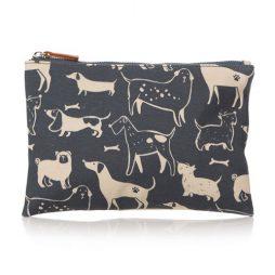 Shruti Designs Furry Friends Crazy Dog Lady Pouch 33365