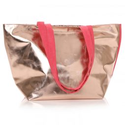 Shruti Designs Ta Da Lips Tote Bag | Pink 59361