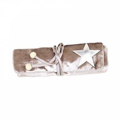 Shruti Designs Ta Da Star Jewellery Roll in Gold By Lisa Buckridge