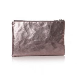 Shruti Designs Ta Da I Like Cosmetic Bag Pouch | Grey and Silver 77054