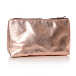 Shruti Designs Ta Da Cosmetic Wash Bag | Beige and Gold 77055