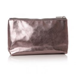 Shruti Designs Ta Da Cosmetic Wash Bag | Grey and Silver 77056