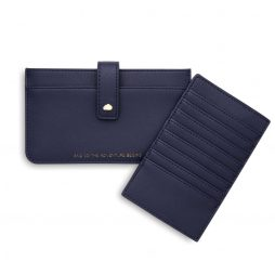 Estella Bartlett Travel Document Wallet Navy | And So The Adventure Begins EBP3145
