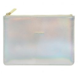Estella Bartlett Shine Bright Iridescent Pouch