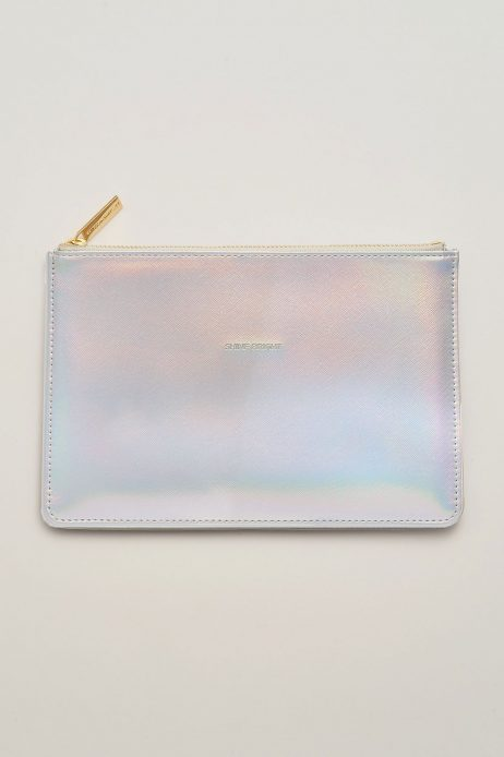 Personalised Estella Bartlett Shine Bright Iridescent Pouch