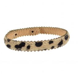 Hot Tomato Jewellery Animal Print Bracelet