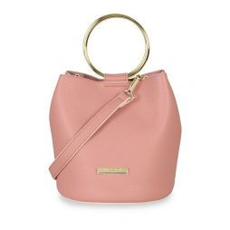 Katie Loxton Suki Bucket Bag - Pink KLB463