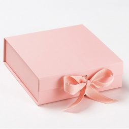Luxury Gift Box with Ribbon - Gift_Box_Med_Pale_Pink