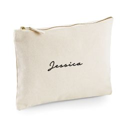 Personalised Makeup Bag - Any Name