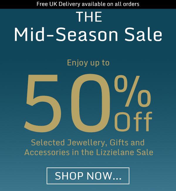 Lizzielane Mid-Season Sale