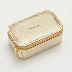 Estella Bartlett Gold Mini Jewellery Box Dream Big - Personalised