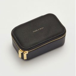 Estella Bartlett Black Mini Jewellery Box Make A Wish - Personalised