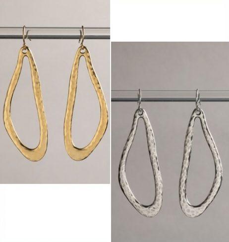 Danon Jewellery Statement Drop Earrings