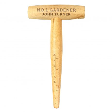 Personalised Any Message Wooden Dibber